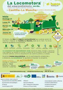 La locomotora del emprendimiento verde llega a Cuenca para hablar de convertir ideas en un negocio en el mundo rural