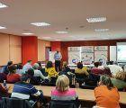 La patronal alcarreña celebra un nuevo encuentro informativo sobre la formación profesional para el empleo