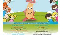 La Semana de la Infancia ofrece en Cuenca numerosas actividades para concienciar sobre los derechos de los niños