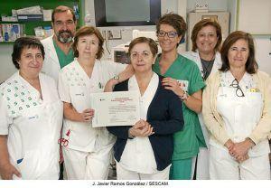 La Sociedad Española de Neumología y Cirugía Torácica acredita como Unidad Especializada a la Unidad de Broncoscopia y Neumología Intervencionista del Hospital de Guadalajara
