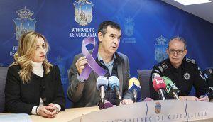 La Unidad de Violencia de Género de la Policía Local de Guadalajara ha llevado a cabo 78 requerimientos en su primer año de vida