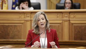 Lola Merino denuncia que Page debe 71 millones de euros en planes de mejora desde 2016 y le faltan 50 millones para afrontar el pago de la segunda convocatoria