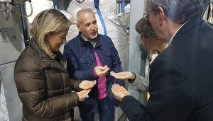 Lola Merino destaca el trabajo del presidente del PP-CLM, Paco Núñez, en Bruselas en defensa de la Agricultura y Ganadería de la región