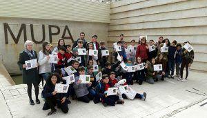 Los museos regionales MUPA y MCCM celebran los 40 años de la Constitución Española con una plantación de árboles