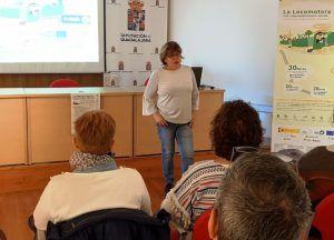 Lucía Enjuto anima al emprendimiento verde, rural y social en Guadalajara
