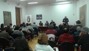 Luisa Castro e Isla Correyero ponen punto final a la séptima edición del festival Poesía para Náufragos