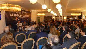 Más de 150 empresarios aprueban los trabajos realizados en el último año por CEOE-Cepyme Tarancón