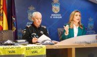 Más de 2.000 alumnos de Guadalajara recibirán formación en seguridad vial durante este curso a través de la Policía Local