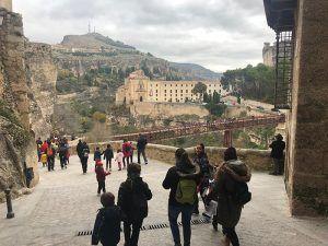 Más de 300 personas participan en Cuenca en la segunda actividad del programa 'Museos Ampáticos'