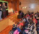"""Más de 400 alumnos disfrutan hoy de la obra de teatro """"El viaje de Ferru"""", dentro de los actos de la Semana de la Ciencia en Guadalajara"""