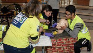 Médicos de emergencias prehospitalarias se forman en Guadalajara en el manejo de vía aérea ante situaciones complicadas o infrecuentes