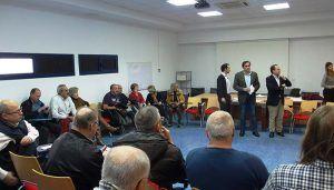 Mariscal agradece a los vecinos su participación en el programa 'Cuenca Cuida sus Barrios'