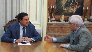 Mariscal anima a los conquenses a participar en la XV Carrera de la Fundación Leticia Castillejo