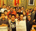 Mariscal preside el Pleno del Consejo Municipal de la Infancia en el Día Internacional de los Derechos del Niño