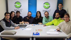 Marta Maroto preside el Comité de Dirección de NNGG Toledo