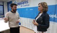 Montserrat Martínez destaca el éxito de participación en la primera 'Mesa de Trabajo Abierta' del PP de Cuenca