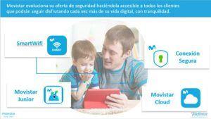 Movistar lanza un nuevo entorno de seguridad convergente que protege red, contenidos y dispositivos