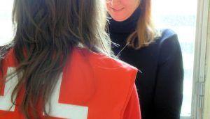 Mujeres, mayores de 50 años, perfil mayoritario de las personas cuidadoras atendidas por Cruz Roja