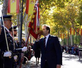 """Núñez: """"Es una vergüenza que Page esté abrazando y aplaudiendo a Pedro Sánchez y poniendo en peligro la unidad de España"""""""