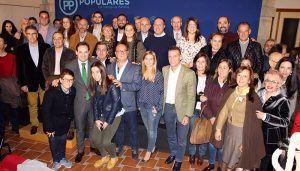 """Núñez """"La política de verdad empieza con aquellos que están pegados al terreno; nuestros alcaldes, concejales y afiliados"""""""