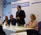 """Núñez """"Si somos capaces de generar empleo en el mundo rural, comenzaremos a recorrer el camino para frenar la despoblación"""""""