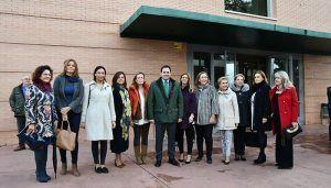 Núñez muestra la plena disposición del PPCLM para erradicar la violencia contra las mujeres y pide consenso al resto de partidos políticos