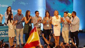 """NNGG CLM pone en valor el """"trabajo, esfuerzo y dedicación"""" de Cospedal en Castilla-La Mancha"""