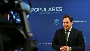 Paco Núñez pide a Page que se aplique el ejemplo y exija en el PSOE la dimisión de la ministra de Justicia