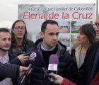 Presentado el proyecto de nuevo parque familiar de Cabanillas, que llevará el nombre de Elena de la Cruz
