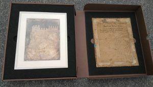 Presentan en Toledo un daguerrotipo inédito de la Puerta del Sol