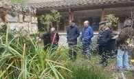 Prieto conoce de primera mano el Geoparque de Molina de Aragón-Alto Tajo
