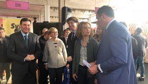 """Prieto defiende en Soria el medio rural como """"un mundo de oportunidades contra la despoblación"""""""
