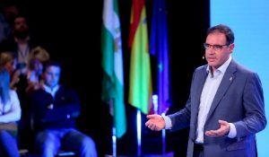 Prieto pide un mayor protagonismo de los municipios en el reparto de fondos europeos