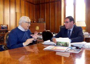 Prieto recuerda que mañana hay una importante cita con la XV Carrera y Marcha Solidaria Fundación Leticia Castillejo