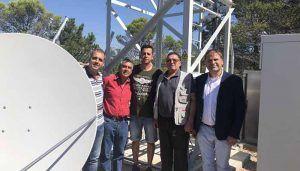 Romancos y Renera ya cuentan con antenas de 4G