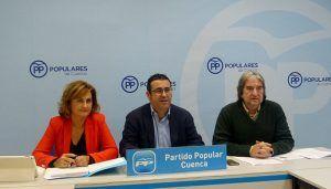 """Senadores del PP por Cuenca salen de nuevo en defensa de los autónomos y exigen al Gobierno de Sánchez que """"no les suba los impuestos"""""""