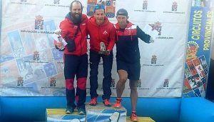 Toño Andrés vence en el VII Trail de Pálmaces y se hace con el triunfo en la General del Circuito Provincial