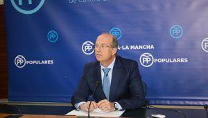 Tortosa denuncia que Page sube impuestos, incrementa la deuda y practica los mayores recortes de la historia de Castilla-La Mancha
