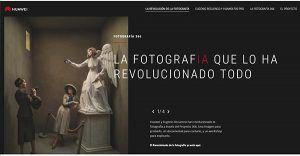 Un documental enseña la valentía, el talento y la mirada de Eugenio Recuenco de mano de Huawei