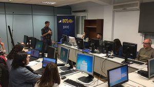 UNICO desarrolla un curso de diseño gráfico dirigido a empresas de la comarca