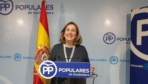 """Valmaña """"Paco Núñez tiene un proyecto de futuro para Guadalajara y Page sólo una sarta de mentiras"""""""
