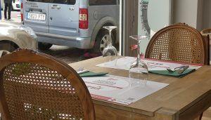 Veintiocho restaurantes de Cuenca utilizarán 17.000 salvamanteles para sensibilizar sobre el talento