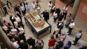 Viernes y sábado, Coloquio Fortis Seguntina (1121-1271). En torno a la Consagración de la Catedral de Sigüenza