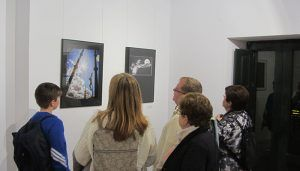 Ya se puede visitar la muestra del Concurso Fotográfico del 75º aniversario de la llegada del Cristo de la Luz