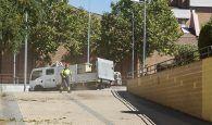 A partir del lunes, la céntrica barriada de La Rambla en Guadalajara será objeto de una actuación integral de limpieza y mantenimiento