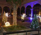 El Parador de Turismo de Cuenca da la bienvenida a la Navidad este martes con un acto solidario