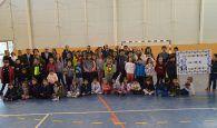 El pabellón deportivo municipal de Casas de Fernando Alonso ya lleva el nombre de Vicente del Bosque