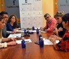 La Junta, abierto a colaborar con la Asociación de Mujeres Empresarias de Cuenca para dinamizar sus actividades