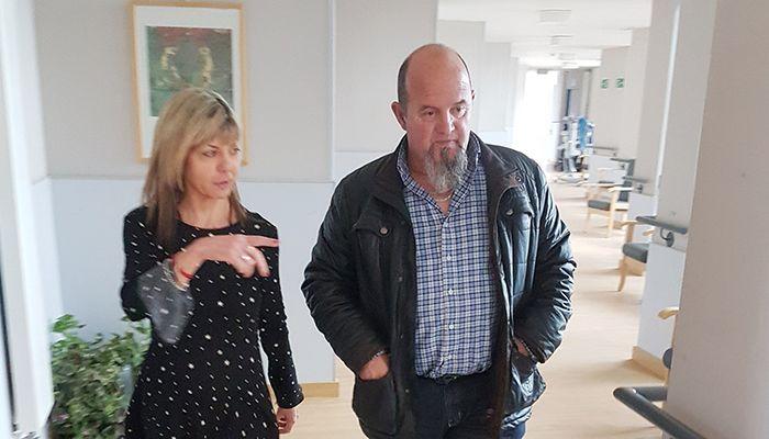 La Junta invierte 80.000 euros en la residencia Las Sabinas, de Molina de Aragón