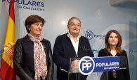 Los senadores del PP por Guadalajara reivindican los valores de la Constitución y defienden iniciativas contra la despoblación que garanticen el futuro del mundo rural